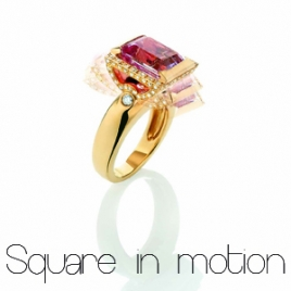 Square in Motion